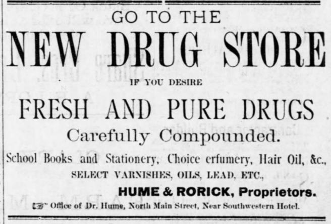Caldwell Daily Standard 17 Apr 1884