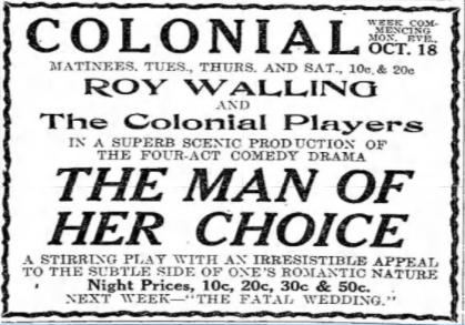 Baltimore Sun Oct 17 1915