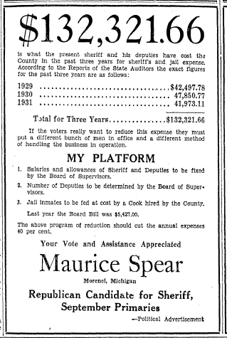 Adrian Daily Telegram September 8 1932