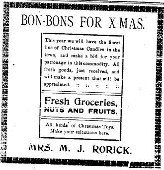 Oxford Mirror December 11 1902