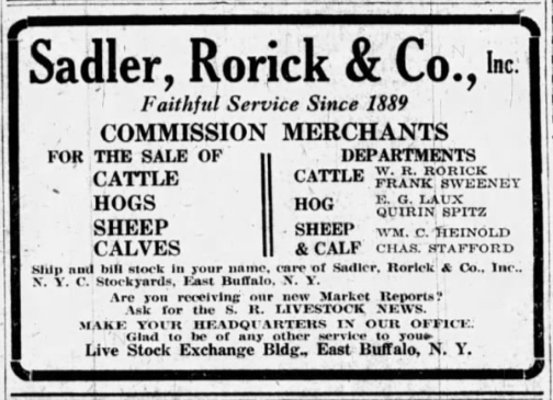 Buffalo Courier Feb 17 1924