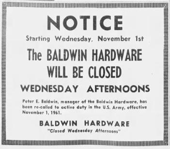 Livingston County Daily Press 25 Oct 1961