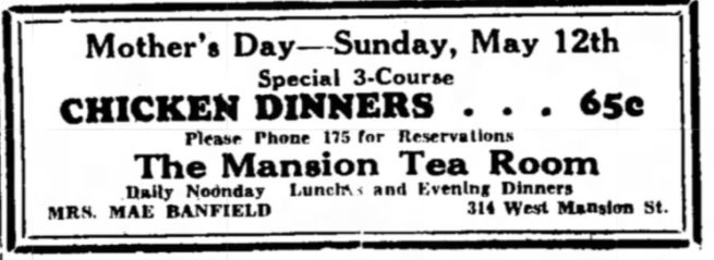 Marshall Evening Chronicle May 8 1935
